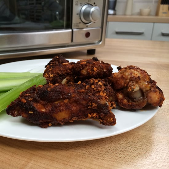 Healthy Buffalo Wings Recipe From Jennifer Hudson
