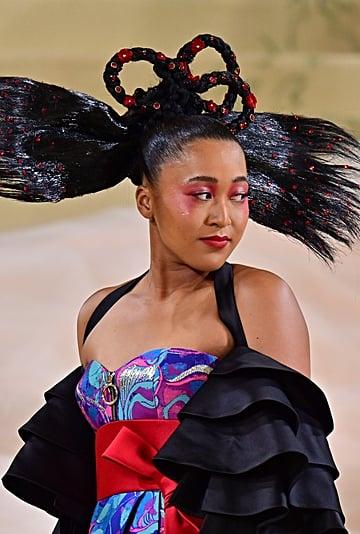 See Naomi Osaka's 3D Teddy Bear Nail Art