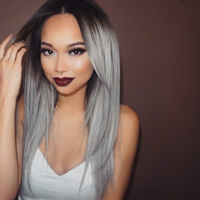 10 Breathtaking Silver Hair Colors For Stylish Women Who Are Also Funky