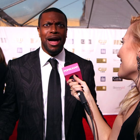 Chris Tucker Critics' Choice Awards (Video)