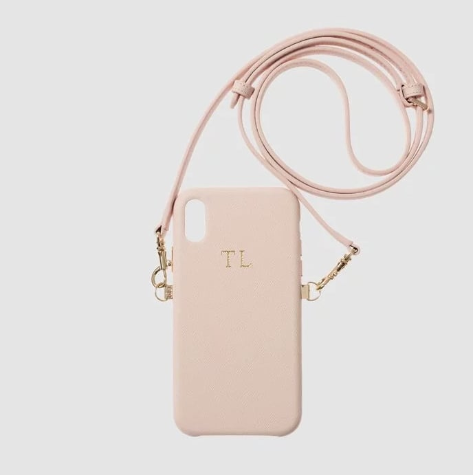 The Daily Edited Wrap iPhone X / XS Case With Cross Body Strap