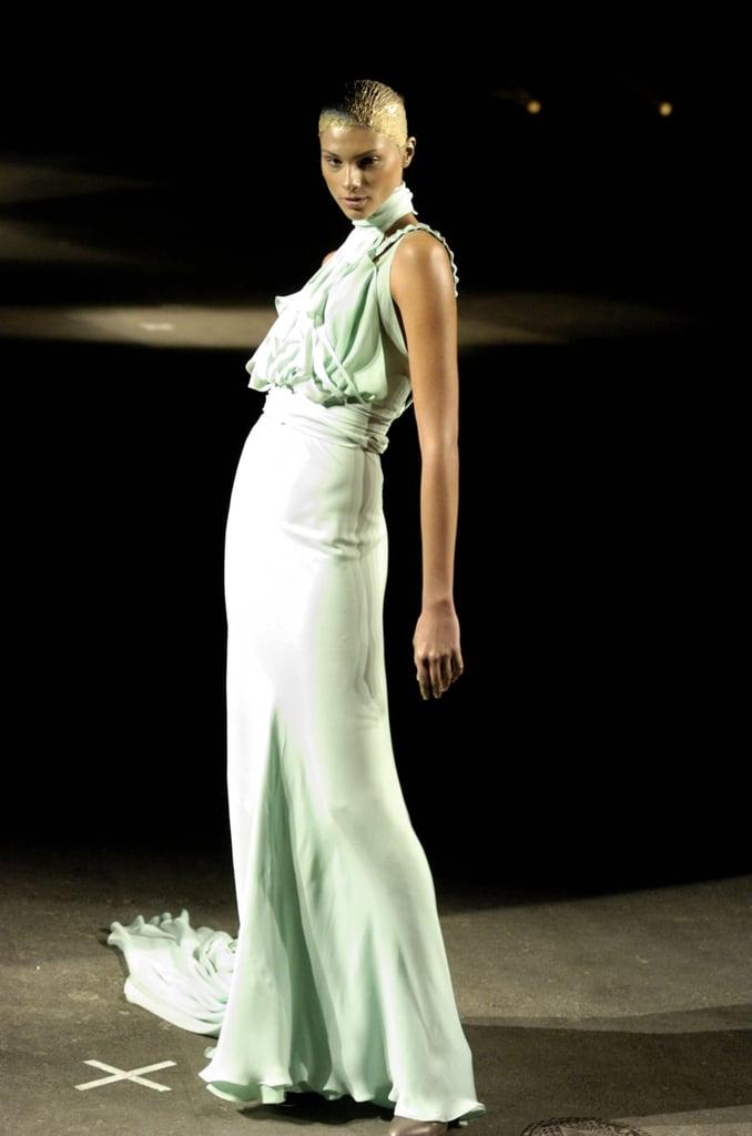 Fall 2011 New York Fashion Week: Juan Carlos Obando