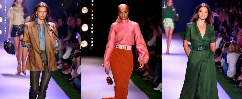 Brandon Maxwell New York Fashion Week Show Spring 2020