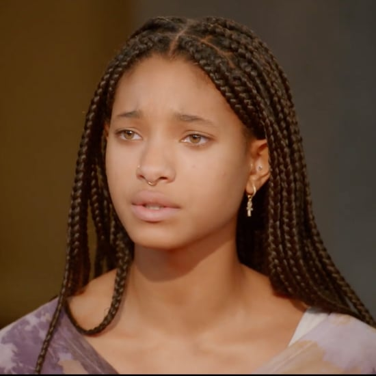 Watch Willow Smith Open Up About Polyamory on Red Table Talk