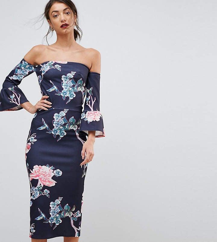 be409baed0 women Plus Size Mesh Panel High Low Bodycon Dress - BLACK 3XL