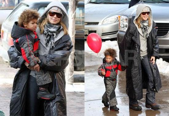 Heidi Gets Henry, Henry Gets Christmas Balloon