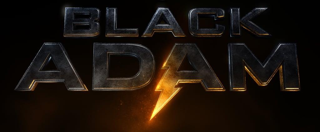 DC's Black Adam Movie Release Date