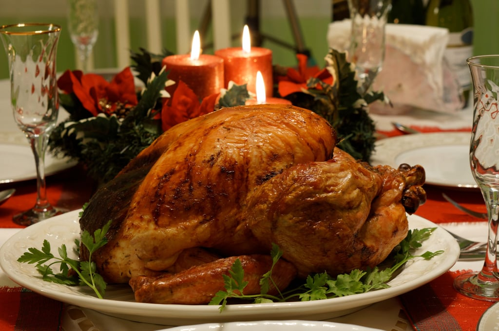 People Are Asking Parents How to Microwave a 25-Pound Turkey, and the Results Are Too Funny