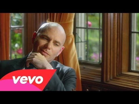 """Wild Wild Love"" by Pitbull featuring G.R.L."