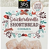 365 Everyday Value Snickerdoodle Powdered Sugar Shortbreads