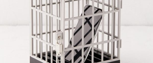 Cell Phone Jail From Urban Outfitters