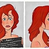 Ariel's Mugshot