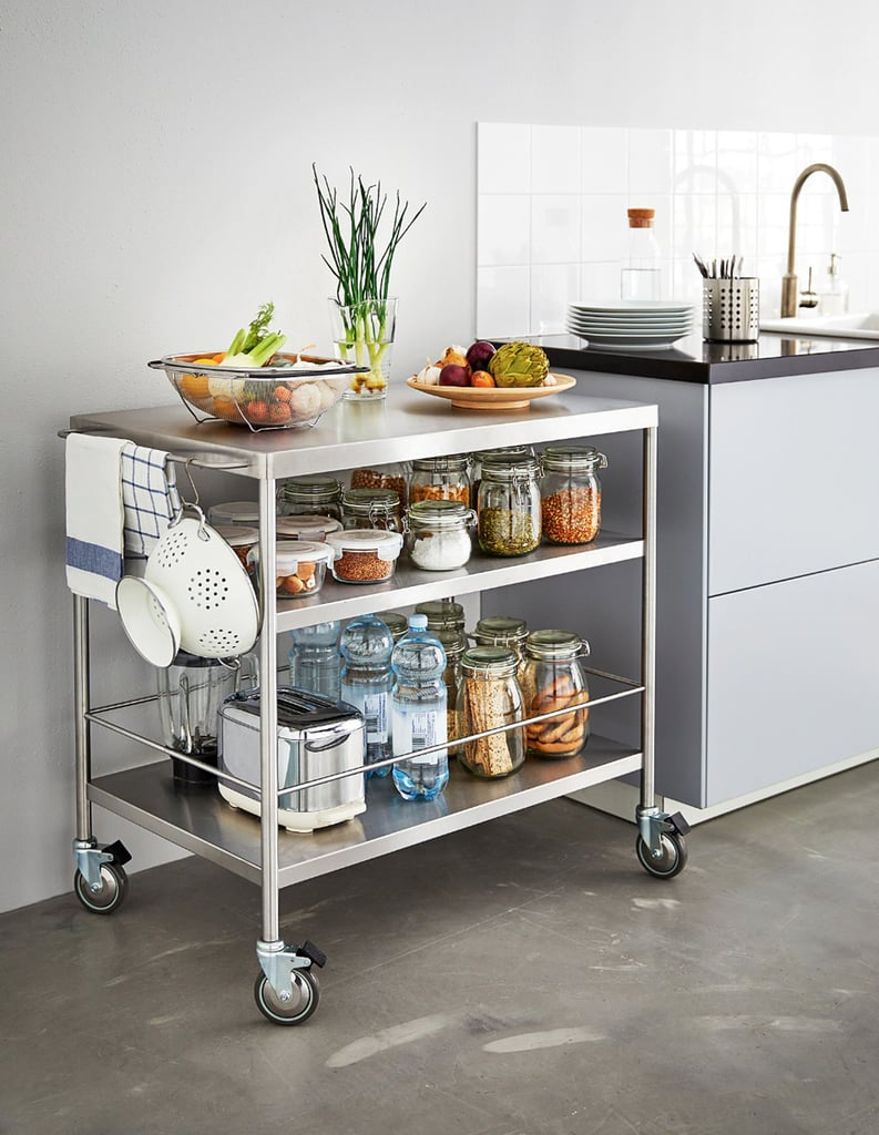 Pots and Pans Cramping Your Style? Ikea Has the Small-Space Solutions Your Kitchen Needs