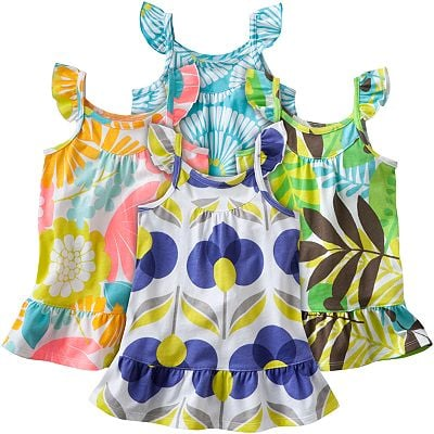 Carter's Printed Baby Tunic ($10)