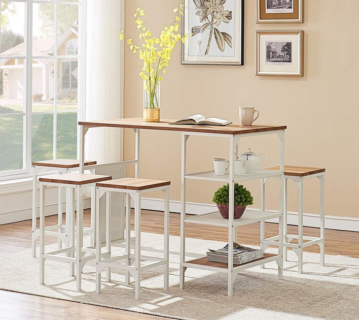O&K Furniture Dining Room Bar Table Set