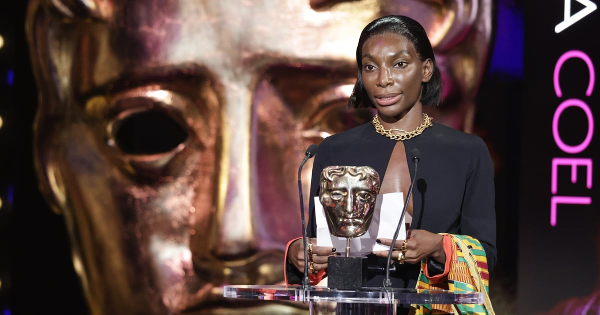 """Michaela Coel Wins BAFTA For Leading Actress and Thanks Intimacy Director """"For Making the Space Safe"""""""