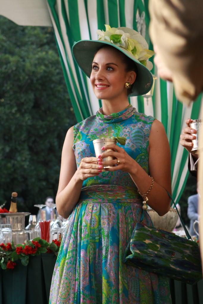 Trudy's Kentucky Derby Dress