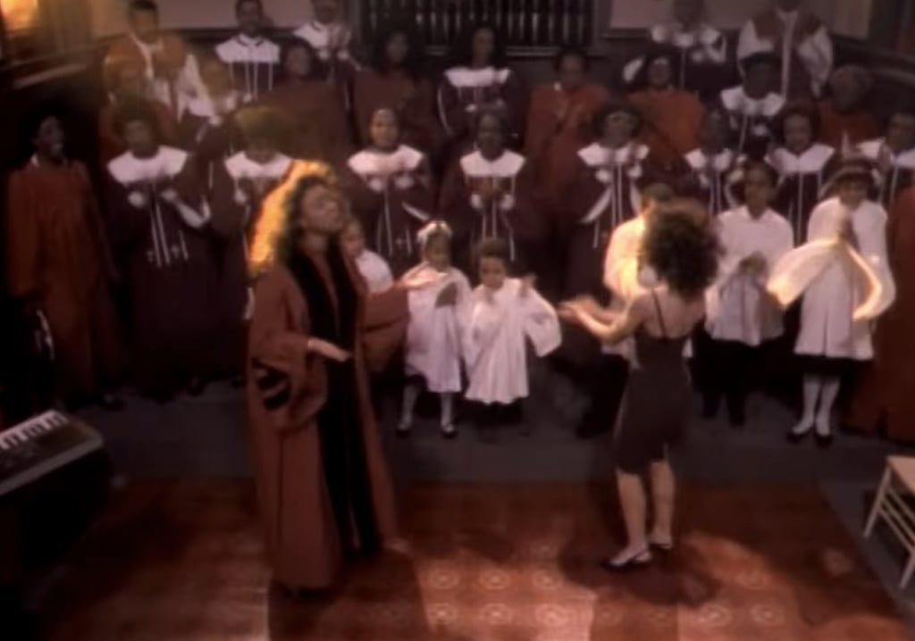 The Gospel Choir in Madonna's
