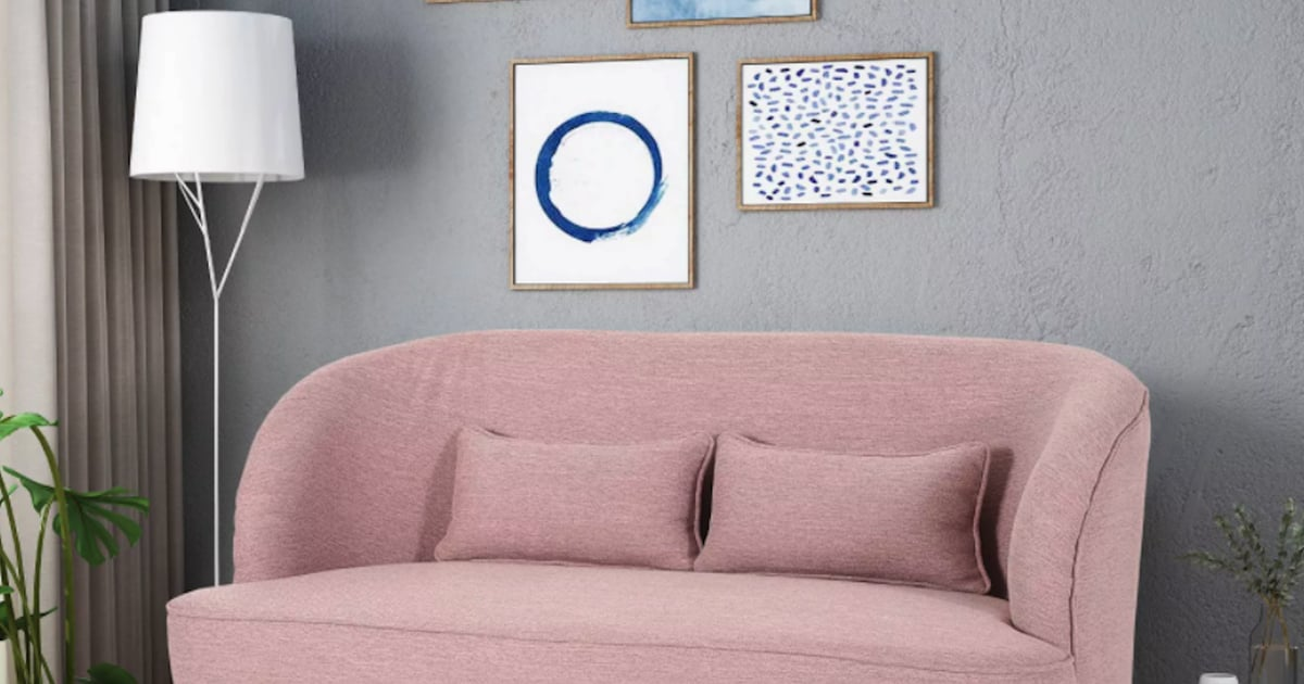 14 Loveseats From Target That Will Look So Good in Your Small Space