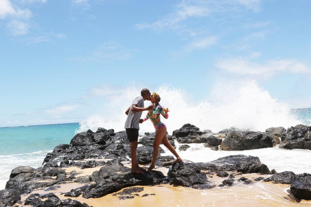 Beyonce And Jay Z In Hawaii June 2016 Popsugar Celebrity Uk