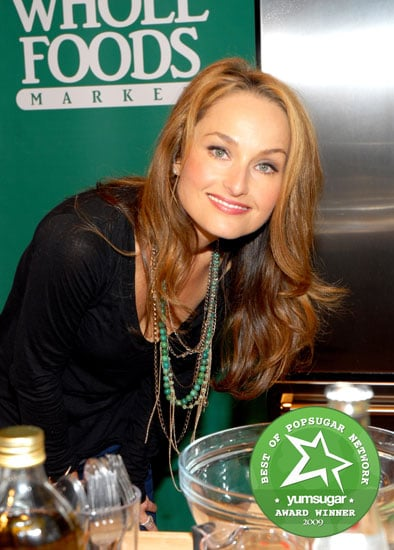 Giada De Laurentiis Is YumSugar's Favorite Female Chef of 2009