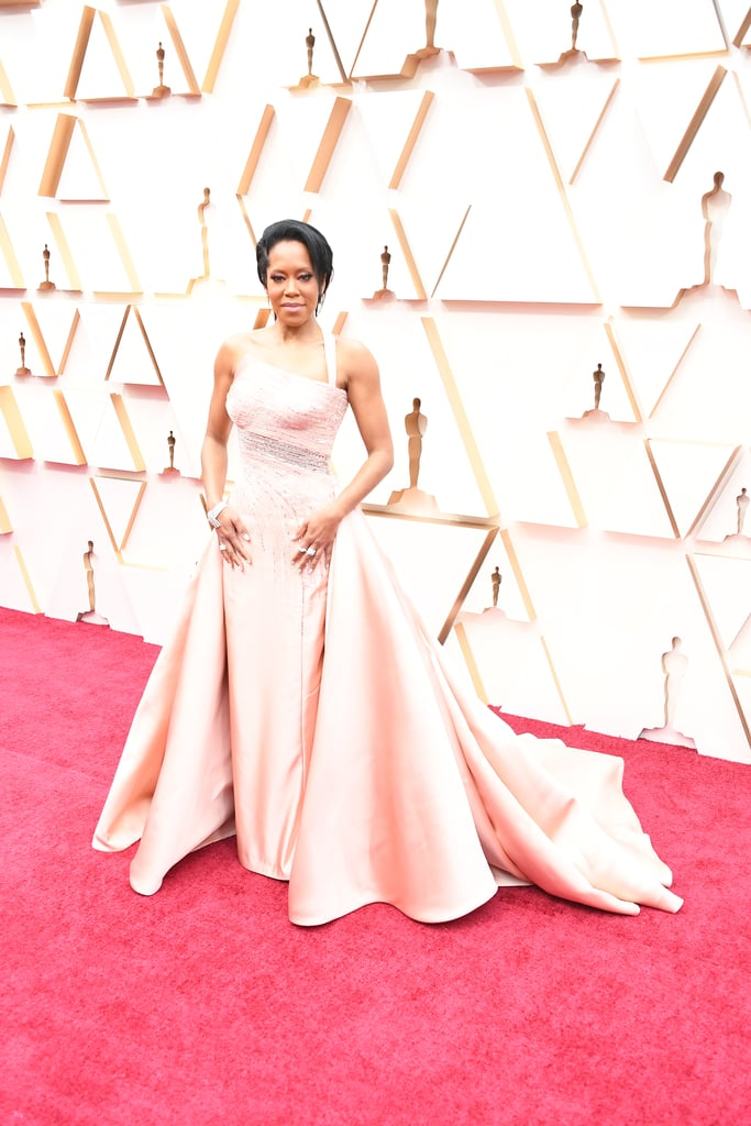 Regina King at the Oscars 2020