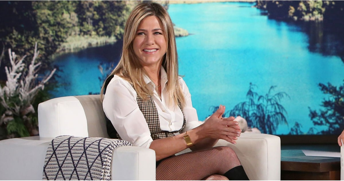 S And B Filters >> Jennifer Aniston's Thanksgiving Surprise From Justin ...