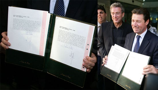 Knox and Vivienne Jolie-Pitt's Birth Certificates Plus Details From the Jolie-Pitt Birth!