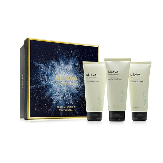The Ahava Mineral Sparkle Body Value Set ($27, originally $50) is a spa experience in a box. The body, hand, and foot moisturizers will leave you with smooth and glowing skin. Can you say staycation?