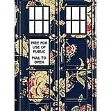 Floral TARDIS case ($25)