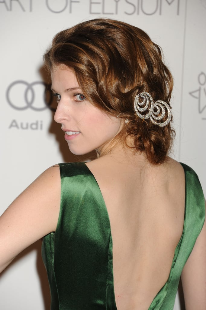 Jewell Hair: Celebrity Hair Inspiration Gallery For The Holiday Season