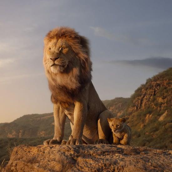 Lion King Reboot Trailer