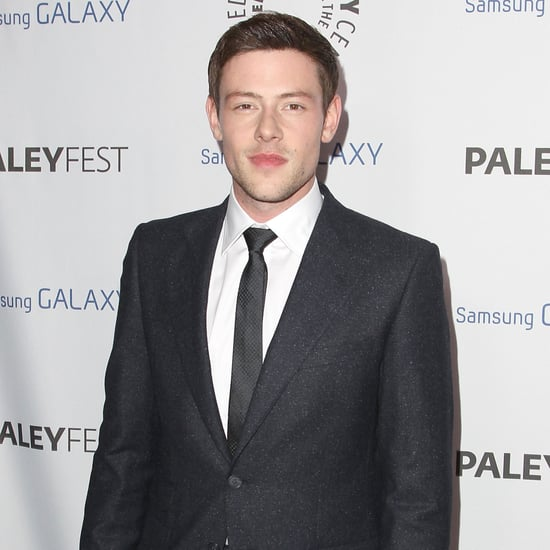 Cory Monteith in Rehab