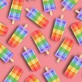 Pride Popsicles