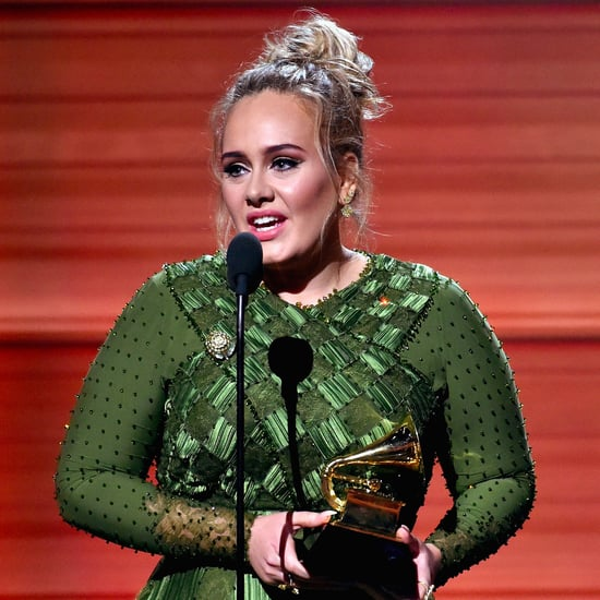 Adele Talks About Beyonce in Speech at the 2017 Grammys