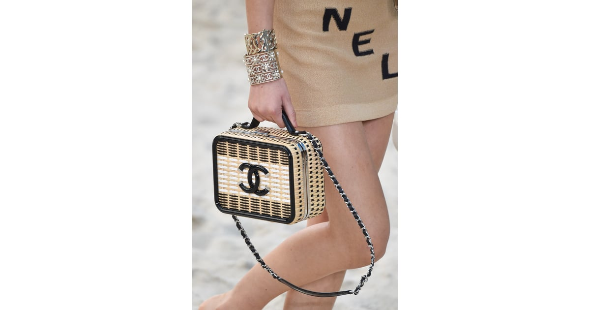 fb40d2319f6 Chanel Bags and Shoes Spring 2019