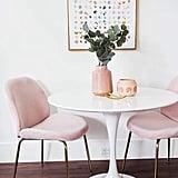 Edloe Finch Modern Velvet Dining Chairs
