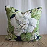 Gardenia Pillow by Adam Trest ($89)