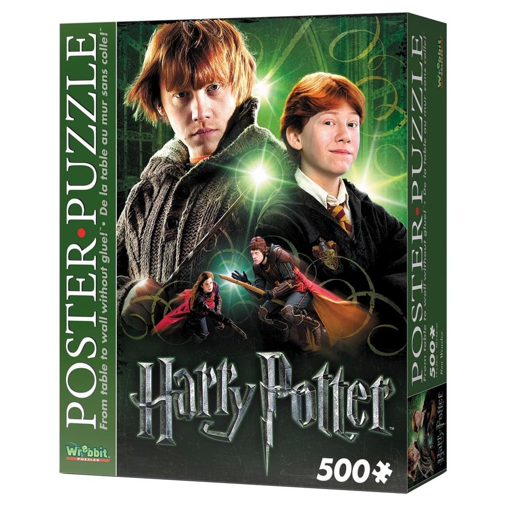 Wrebbit Ron Weasley Poster Puzzle