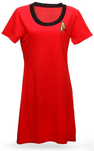 Star Trek Original Series Tee Dress