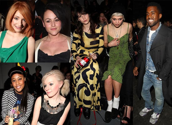 23/02/2009 London Fashion Week