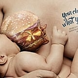 When a Breastfeeding Campaign Shamed Moms For Eating Junk Food