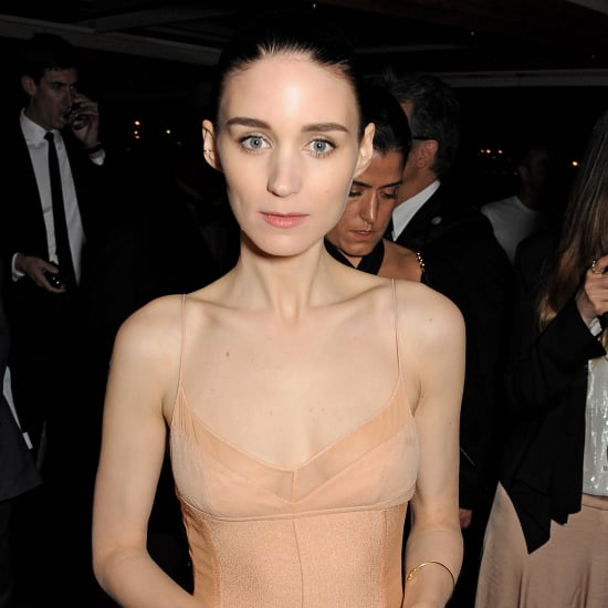 Rooney Mara Is New Face Of Calvin Klein Perfume Downtown