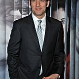 Clive Owen Skips Award Season but Hits a Paris Premiere