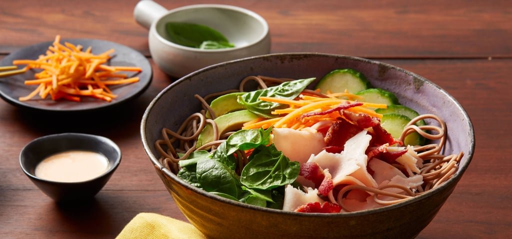 Swap Your Sandwich For This Protein-Packed Noodle Bowl