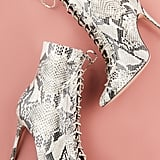Schutz Anaiya High-Heeled Ankle Booties