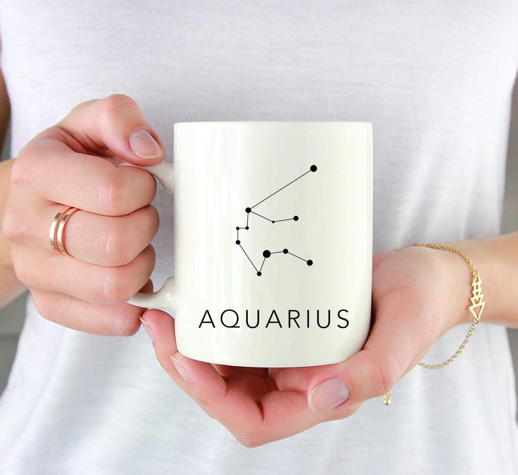 Andaz Press Astrological Zodiac Sign  Coffee Mug
