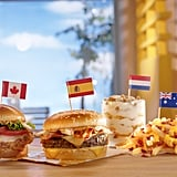 McDonald's Full Worldwide Favorites Menu