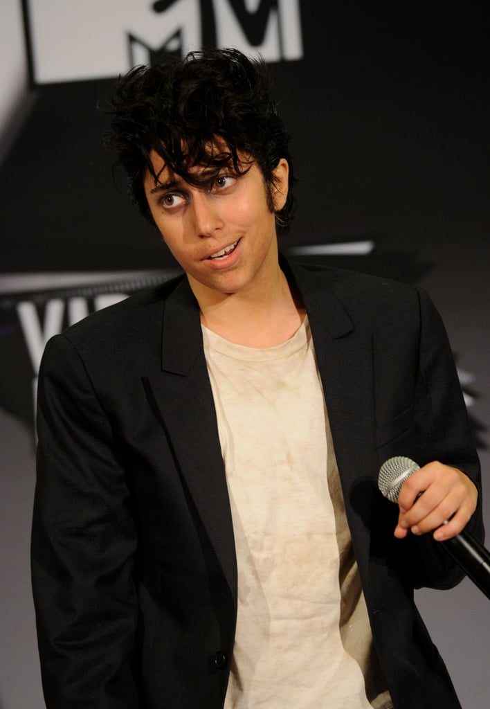 Lady Gaga As Jo Calderone Hot Guys At Mtv Vmas 2011