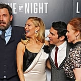 With Ben Affleck, Chris Messina, and Jennifer Todd